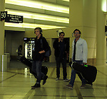 Cody Simpson at LAX 12/15/2011