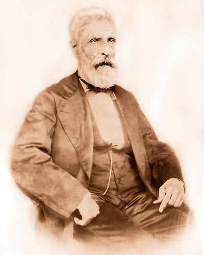 Noel Henríquez Altías (1813-1904), abuelo paterno de Francisco Noel, Pedro, Max y Camila Henríquez Ureña.