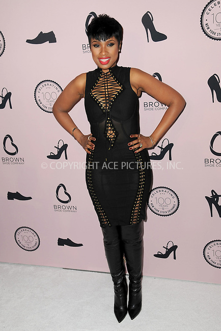 WWW.ACEPIXS.COM<br /> April 23, 2014 New York City<br /> <br /> Jennifer Hudson attending the Brown Shoe Company celebration of 100 Years on the New York Stock Exchange at 4 World Trade Center in New York City on April 23, 2014.<br /> <br /> By Line: Kristin Callahan/ACE Pictures<br /> ACE Pictures, Inc.<br /> tel: 646 769 0430<br /> Email: info@acepixs.com<br /> www.acepixs.com