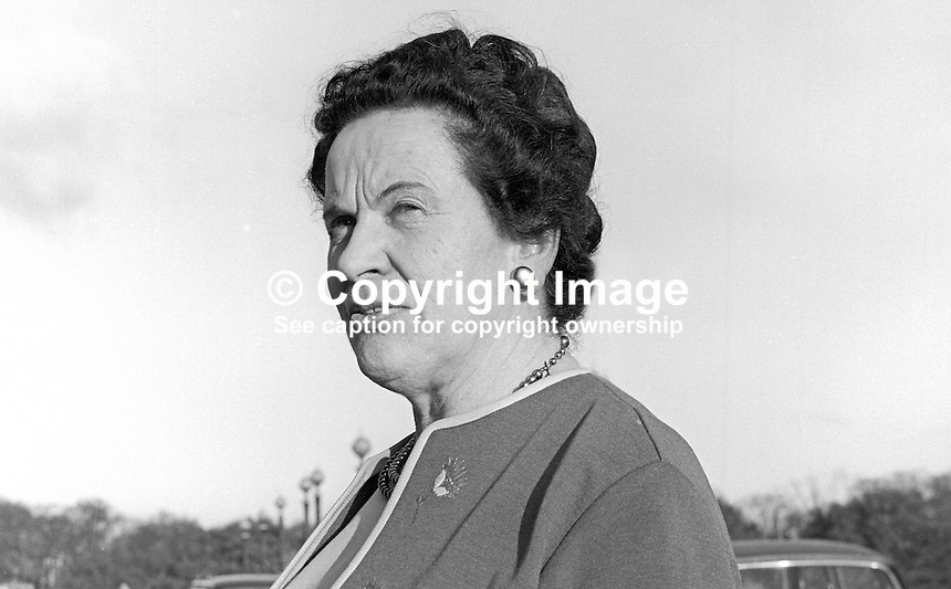 Dinah McNabb, MP, Ulster Unionist, in N Ireland Parliament at Stormont. 196600000147<br /> <br /> Copyright Image from Victor Patterson, 54 Dorchester Park, Belfast, United Kingdom, UK.  Tel: +44 28 90661296; Mobile: +44 7802 353836; Voicemail: +44 20 88167153;  Email1: victorpatterson@me.com; Email2: victor@victorpatterson.com<br /> <br /> For my Terms and Conditions of Use go to http://www.victorpatterson.com/Terms_%26_Conditions.html