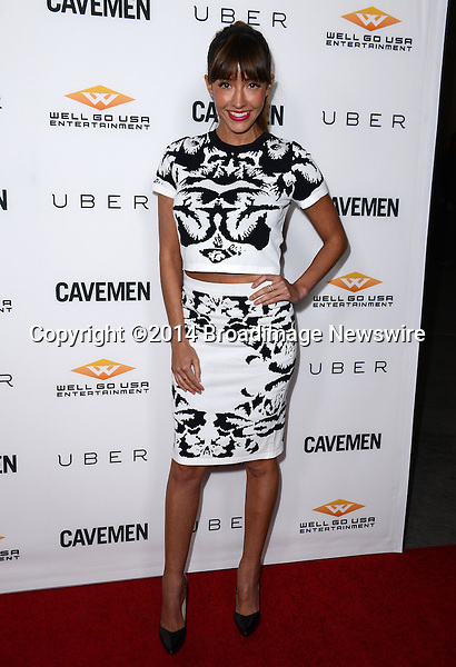Pictured: Fernanda Romero<br /> Mandatory Credit: Luiz Martinez / Broadimage<br /> CAVEMAN Los Angeles Premiere<br /> <br /> 2/5/14, Hollywood, California, United States of America<br /> Reference: 020514_LMLA_BDG_076<br /> <br /> sales@broadimage.com<br /> Bus: (310) 301-1027<br /> Fax: (646) 827-9134<br /> http://www.broadimage.com