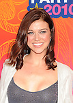SANTA MONICA, CA. - August 02: Adrianne Palicki arrives at the FOX 2010 Summer TCA All-Star Party at Pacific Park - Santa Monica Pier on August 2, 2010 in Santa Monica, California.