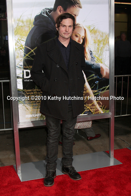 "Henry Thomas.arriving at the ""Dear John"" Premiere.Grauman's Chinese Theater.Los Angeles, CA.February 1, 2010.©2010 Kathy Hutchins / Hutchins Photo...."