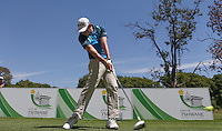 Ruan De Smidt (RSA) drills the ball from the 4th during the practice day ahead of the Tshwane Open 2015 at the Pretoria Country Club, Waterkloof, Pretoria, South Africa. Picture:  David Lloyd / www.golffile.ie. 10/03/2015