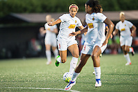 Allston, MA - Wednesday Sept. 07, 2016: Lynn Williams during a regular season National Women's Soccer League (NWSL) match between the Boston Breakers and the Western New York Flash at Jordan Field.