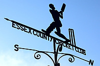 The weather vane ahead of Essex Eagles vs Hampshire, NatWest T20 Blast Cricket at The Cloudfm County Ground on 21st July 2017