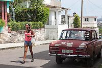 Brisk stroll, Diez de Octubre, Habana