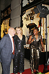 Peter Fass - Amy Carlson - Deborah Koenigsberger - Hearts of Gold annual All That Glitters Gala - 24 years of support to New York City's homeless mothers and their children - (VIP Reception - Silent Auction) was held on November 7, 2018 at Noir et Blanc and the 40/40 Club in New York City, New York.  (Photo by Sue Coflin/Max Photo)