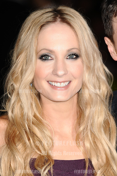 "Joanne Froggatt arriving for the ""Filth"" premiere at the Odeon Leicester Square, London. 30/09/2013 Picture by: Steve Vas / Featureflash"