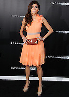 HOLLYWOOD, LOS ANGELES, CA, USA - OCTOBER 26: Blanca Blanco arrives at the Los Angeles Premiere Of Paramount Pictures' 'Interstellar' held at the TCL Chinese Theatre on October 26, 2014 in Hollywood, Los Angeles, California, United States. (Photo by Celebrity Monitor)