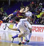 UEFA FUTSAL CUP El FC Barcelona golea al FK EP Chrudim 6-0 en el Palau Blaugrana