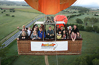 20120331 Saturday 31 Hot Air Balloon Gold Coast