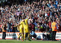 Photographer Ian Cook/CameraSport<br /> <br /> The Premier League - Bournemouth v Burnley - Saturday 13th May 2017 - Vitality Stadium - Bournemouth<br /> <br /> World Copyright &copy; 2017 CameraSport. All rights reserved. 43 Linden Ave. Countesthorpe. Leicester. England. LE8 5PG - Tel: +44 (0) 116 277 4147 - admin@camerasport.com - www.camerasport.com