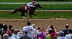 LOUISVILLE, KY - MAY 03: An undercard race during Thurby at Churchill Downs on May 3, 2018 in Louisville, Kentucky. (Photo by Scott Serio/Eclipse Sportswire/Getty Images)