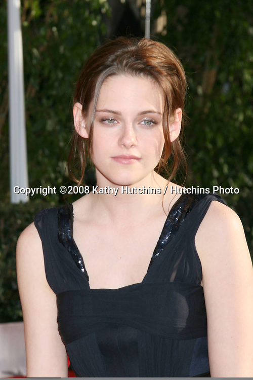 Kristen Stewart.2008 Screen Actor's Guild Awards .Shrine Auditorium.Los Angeles, CA.January 27, 2008.©2008 Kathy Hutchins / Hutchins Photo...            .