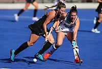 Samantha Charlton. Pro League Hockey, Vantage Blacksticks v Germany. Nga Puna Wai Hockey Stadium, Christchurch, New Zealand. Friday 15th February 2019. Photo: Simon Watts/Hockey NZ