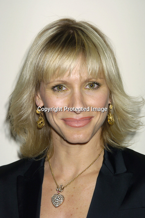 Kelley Menighan Hensley ..at The Black Tie and Blackjack Casino NIght in support of The Leukemia & Lymphoma Society at The Downtown Association on February 12, 2005. ..Photo by Robin Platzer, Twin Images