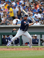 Chase Headley - 2018 - San Diego Padres (Bill Mitchell)
