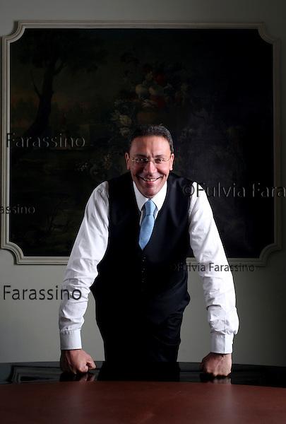 Fabio Innocenzi.Milano, 21 aprile 2006.