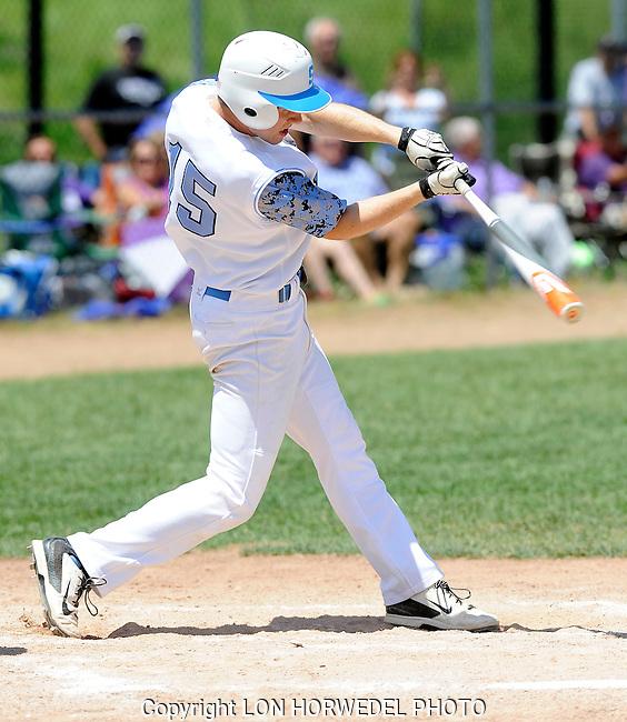 Skyline High School baseball vs Battle Creek Lakeview High School, MHSAA Regional at Holt High School, Saturday, June 7, 2014.