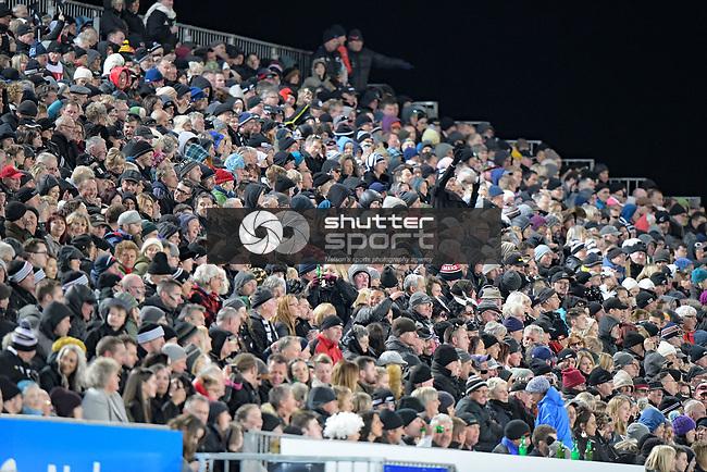 NELSON, NEW ZEALAND September 8: All Blacks v Argentina, Trafalgar Park, Nelson, New Zealand, September 8, 2018 (Photos by: Barry Whitnall/Shuttersport Ltd