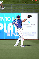 Nomar Mazara - Texas Rangers 2016 spring training (Bill Mitchell)