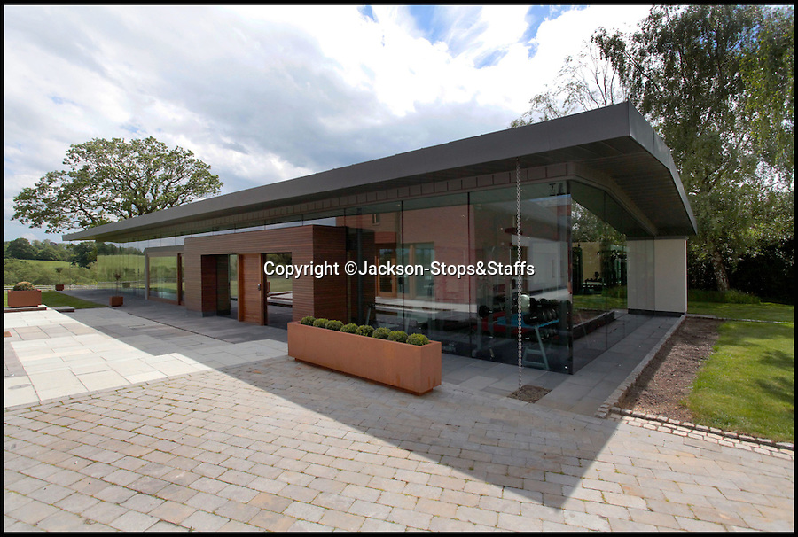 BNPS.co.uk (01202 558833)<br /> Pic: Jackson-Stops&Staff/BNPS<br /> <br /> Private leisure centre included...<br /> <br /> For sale - Super home with its own leisure centre attached.<br /> <br /> The buyers of this stunning country property will never need to leave home again - with their own leisure complex at their fingertips.<br /> <br /> Birchwood House in Hoar Cross, Staffs, is a bespoke five-bedroom house that makes the most of the incredible countryside surrounding it with floor to ceiling windows in most rooms.<br /> <br /> But the really unusual selling feature is its unsurpassed leisure suite with a purpose-built gym, 15-metre swimming pool, sauna and steam room. <br /> <br /> It might save you a fortune in gym fees, but any wannabe owners will need £2.75million to get their hands on this cutting edge, contemporary pad.<br /> <br /> The house also has a media room which currently has a pool table and a home cinema, meaning you really could settle in for the long haul.
