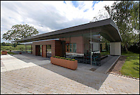 BNPS.co.uk (01202 558833)<br /> Pic: Jackson-Stops&amp;Staff/BNPS<br /> <br /> Private leisure centre included...<br /> <br /> For sale - Super home with its own leisure centre attached.<br /> <br /> The buyers of this stunning country property will never need to leave home again - with their own leisure complex at their fingertips.<br /> <br /> Birchwood House in Hoar Cross, Staffs, is a bespoke five-bedroom house that makes the most of the incredible countryside surrounding it with floor to ceiling windows in most rooms.<br /> <br /> But the really unusual selling feature is its unsurpassed leisure suite with a purpose-built gym, 15-metre swimming pool, sauna and steam room. <br /> <br /> It might save you a fortune in gym fees, but any wannabe owners will need &pound;2.75million to get their hands on this cutting edge, contemporary pad.<br /> <br /> The house also has a media room which currently has a pool table and a home cinema, meaning you really could settle in for the long haul.