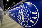 Getafe CF's Coliseum Alfonso Perez instalations in Getafe, Spain. September 04, 2018. (ALTERPHOTOS/A. Perez Meca)