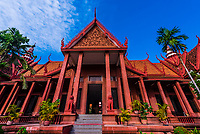 National Museum of Cambodia, Phnom Penh, Cambodia.