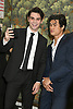 KJ Apa &amp; Charles Melton of Riverdale attends the CW Upfront 2018-2019 at The London Hotel in New York, New York, USA on May 17, 2018.<br /> <br /> photo by Robin Platzer/Twin Images<br />  <br /> phone number 212-935-0770