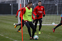 05.12.2017: Eintracht Frankfurt Training