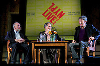 LIVE FROM THE NYPL: STEVEN JOHNSON & KEVIN KELLY in conversation with Robert Krulwich