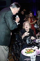 LOS ANGELES - DEC 3: Rose Marie, Peter Marshall at The Actors Fund's Looking Ahead Awards at the Taglyan Complex on December 3, 2015 in Los Angeles, California