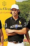 Nacho Figueras (Caption of the Black Watch team) during the Award Ceremony at the 3rd Annual Veuve Clicquot Polo Classic on Governors Island on June 27, 2010.
