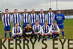 Spa Road at the Denny Premier 'B' Spa Road  V  Killarney Celtic B at Mounthawk Park on Sunday