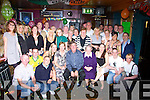 60th: Francis Roche of Tralee who celebrated his 60th Birthday with Family and friends on Saturday night with family and friends francis is seated 3rd from left........................... ............................................................   Copyright Kerry's Eye 2008