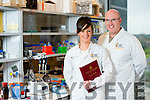 Cancer researchers, PhD student Catr&iacute;ona Dowling and Dr Pat Kiely, Senior Lecturer, Graduate Entry Medical School, UL.<br /> Graduate Entry Medical School, University of Limerick.<br /> Picture credit: Diarmuid Greene