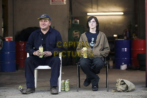 Pat Shortt.in Garage.*Filmstill - Editorial Use Only*.CAP/PLF.Supplied by Capital Pictures.