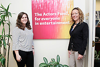 LOS ANGELES - JAN 30: The Career Center at The Career Center - client photo shoot at the Actors Fund on January 30, 2018 in Los Angeles, California