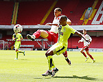 Che Adams of Sheffield Utd in action during the PDL U21 Final at Bramall Lane Sheffield. Photo credit should read: Simon Bellis/Sportimage