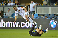 San Jose, CA - Saturday June 24, 2017: Chris Wingert during a Major League Soccer (MLS) match between the San Jose Earthquakes and Real Salt Lake at Avaya Stadium.