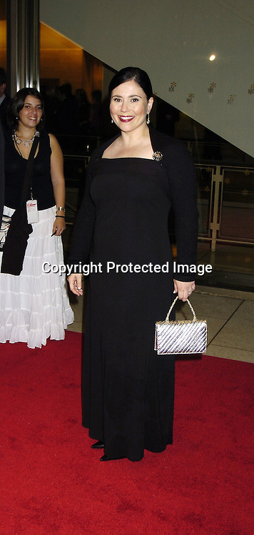 "Alex Borstein ..at The Opening of The 43rd New York Film Festival showing of ""Good Night, and Good Luck on September 23, 2005 at Avery Fisher Hall. ..Photo by Robin Platzer, Twin Images.."