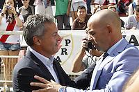 14/09/2014<br /> LIGA BBVA PRIMERA DIVISION <br /> JORNADA 3<br /> CAMPO DE FUTBOL DE VALLECAS<br /> Rayo Vallecano - Elche