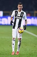 Mario Mandzukic Juventus<br /> Torino 15-12-2018 Stadio Olimpico Football Calcio Serie A 2018/2019 Torino - Juventus <br /> Foto Image Sport / Insidefoto
