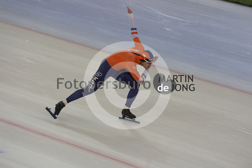 SPEED SKATING: HAMAR: Viking Skipet, 01-02-2019, ISU World Cup Speed Skating, Training, ©photo Martin de Jong