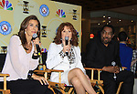 Days Of Our Lives National Tour - Kristian Alfonso and Suzanne Rogers on September 15, 2012 at The Shops at Mohegan Sun, Uncasville, Connecticut. (Photo by Sue Coflin/Max Photos)