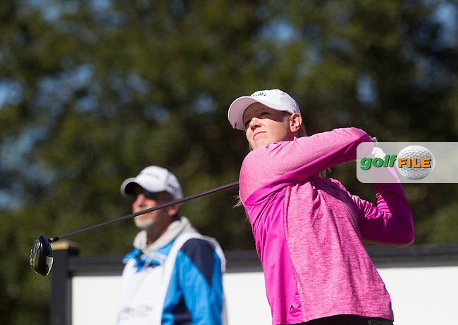 Amy Anderson during the Second day of the Second round of the LPGA Coates Golf Championship 2016 , from the Golden Ocala Golf and Equestrian Club, Ocala, Florida. 5/2/16<br /> Picture: Mark Davison | Golffile<br /> <br /> <br /> All photos usage must carry mandatory copyright credit (&copy; Golffile | Mark Davison)