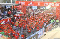 Maraton de Santiago 2012