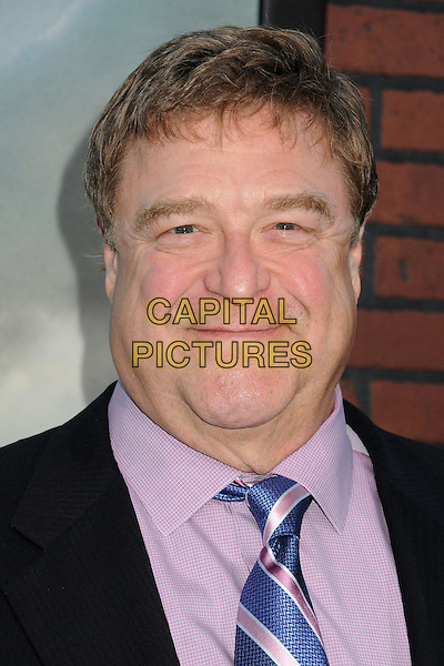 """John Goodman.""""Trouble With The Curve"""" Los Angeles Premiere held at the Regency Village Theatre, Westwood, California, USA..September 19th, 2012.headshot portrait suit black blue tie pink shirt  .CAP/ADM/BP.©Byron Purvis/AdMedia/Capital Pictures."""